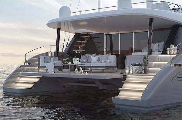 Sunreef Yachts Unveils the Sunreef 50
