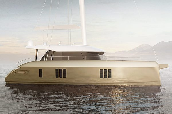 Sunreef Yachts представляет Sunreef 50 Amber Limited Edition