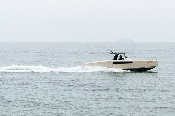 Sunreef Yachts Lance le 40 Open Sunreef Power