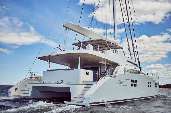 Sunreef Yachts Shines at the Singapore Yacht Show 2018