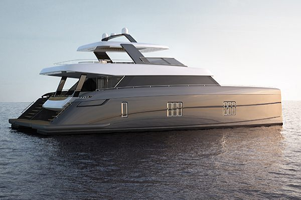Sunreef Yachts comes back from Cannes  with two superyacht orders and a prestigious award