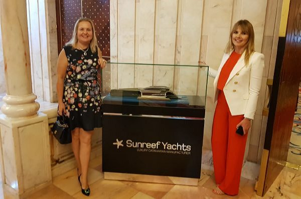Sunreef Yachts Commemorates National Day with the Polish Embassy of the United Arab Emirates in Abu Dhabi