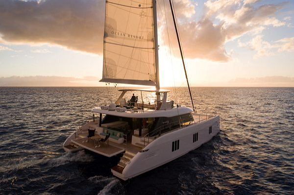 Sunreef Yachts goes green  Eco-Electric: Catamarans of the Future
