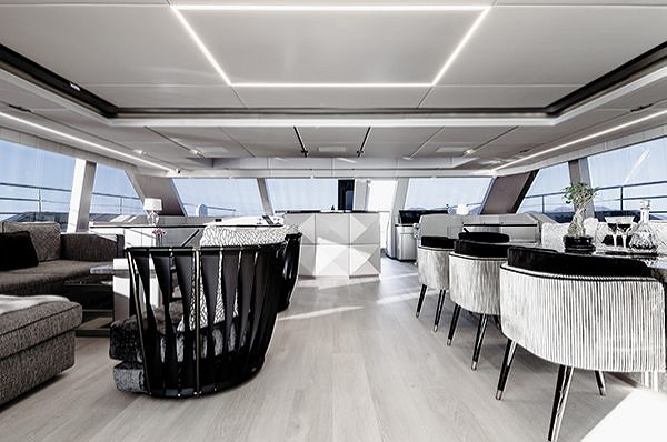 Sunreef Yachts dévoile les images du 80 Sunreef Power