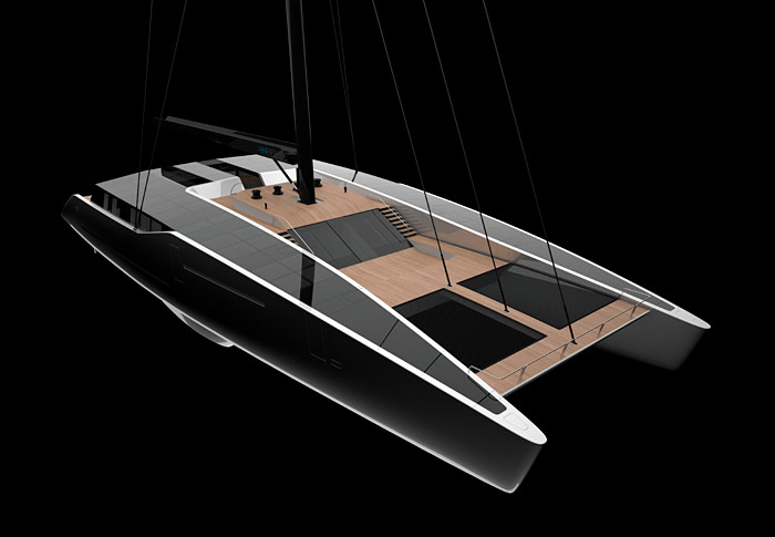 Sunreef unveils a new mega catamaran design - the ONE FIFTY by Sunreef