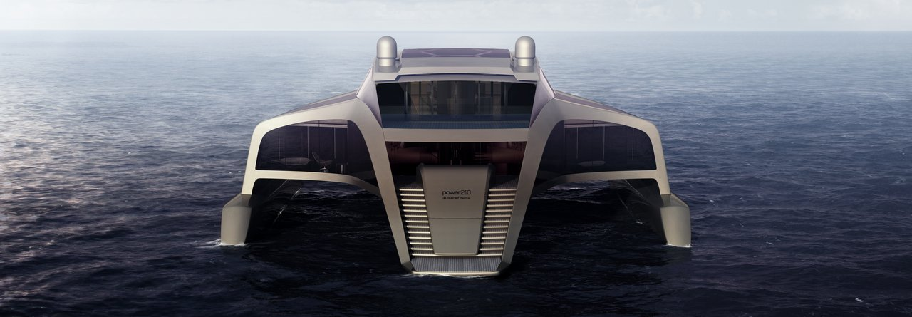 210 Sunreef Power Trimaran