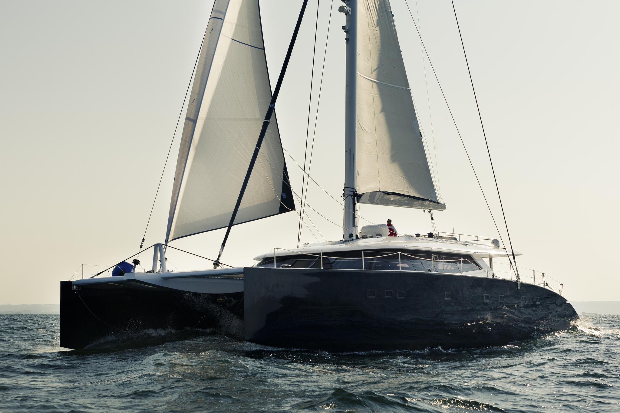 Sunreef 80 CARBON LINE - Sunreef Yachts