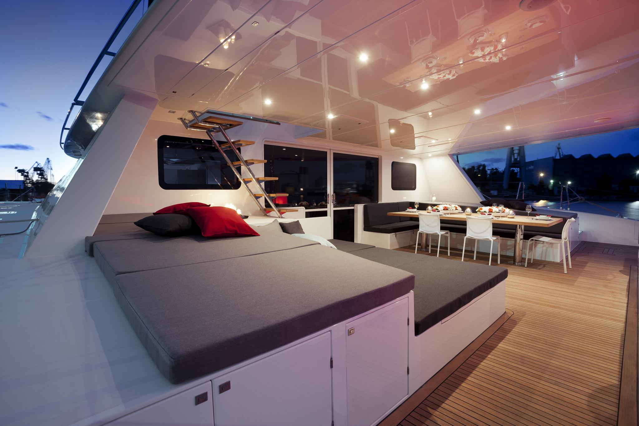 Sunreef 80 Carbon Line Sunreef Yachts