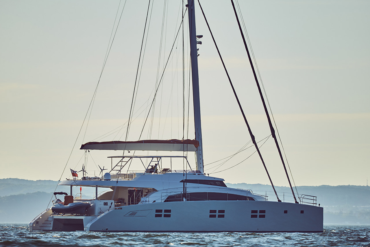Sunreef 88 Dd Sunreef Yachts
