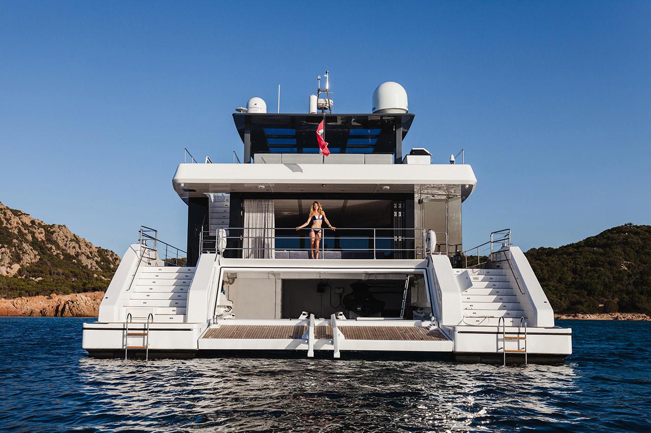 Sunreef Supreme 68 Power Sunreef Yachts
