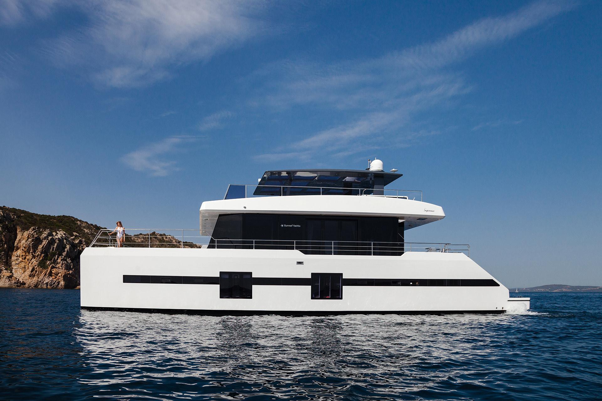 Sunreef Supreme 68 Power - Sunreef Yachts